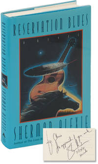 image of Reservation Blues (First Edition, inscribed to author Chris Offutt)