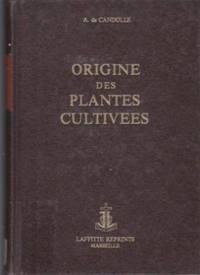 Origine des plantes cultivées