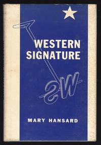 image of WESTERN SIGNATURE (CONTEMPORARY POETS OF DORRANCE, 561)