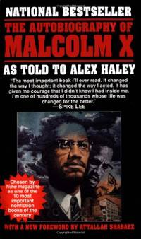 The Autobiography of Malcolm X by  MALCOLM X - Paperback - from World of Books Ltd (SKU: GOR001476646)