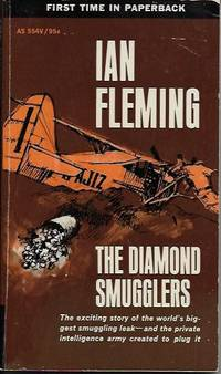 The Diamond Smugglers by  Ian FLEMING - Paperback - First Edition - 1964 - from Ravenwood Gables Bookstore and Biblio.com