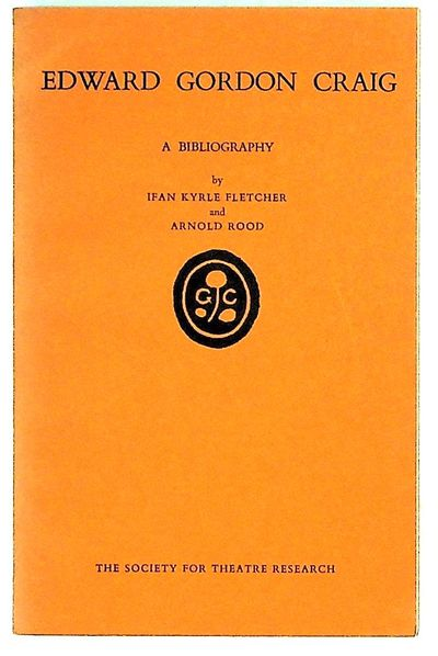 London: The Society for Theatre Research, 1967. Softcover. Very Good. Softcover. First Edition. A co...