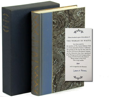 NY: Limited Editions Club, 1964. Hardcover. Very good. #610 of 1500cc signed by the illustrator Leon...
