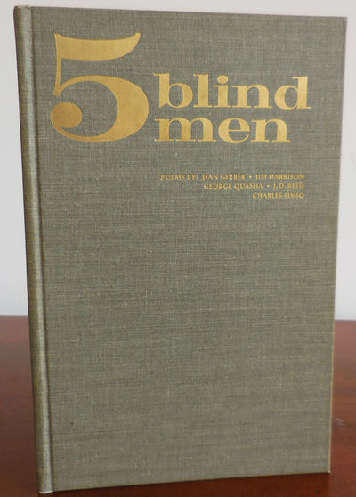Fremont: Sumac Press, 1969. First Edition. Hardcover. Fine. Clothbound 8vo. Issued without dustwrapp...