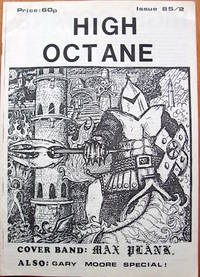 image of High Octane Issue Nos. 1 and 2. Alternative Music Reviews.