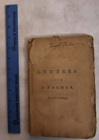 Letters from a farmer, in Pennsylvania, to the inhabitants of the British colonics