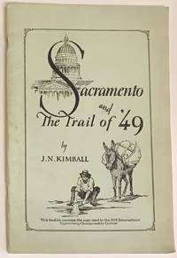 image of Sacramento and the Trail of '49