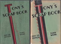 image of Tony's Scrapbook 1937-38 Edition