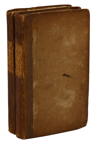 Philadelphia: Carey and Lea, 1832. First Edition. Paperback. Good. First American edition. vi, 195, ...