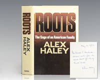 Roots. by  Alex Haley - Signed First Edition - 1976 - from Raptis Rare Books (SKU: 111933)