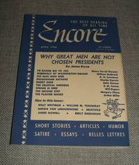 image of Encore for April 1946