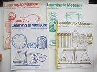 image of Learning to measure: Activity Book One, with,  Activity Book Two, with,  Activity Book Three, with, Activity Book Four (4 books)