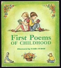 First Poems of Childhood.