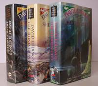 image of Domes of Fire [with] The Shining Ones [with] The Hidden City. [The Tamuli trilogy complete.] THE TAMULI TRILOGY COMPLETE IN UNCLIPPED DUSTWRAPPERS