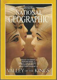 image of NATIONAL GEOGRAPHIC MAGAZINE SEPTEMBER 1998