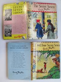 image of The Secret Seven, with, Well done Secret Seven [two books]