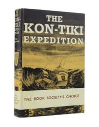The Kon-Tiki Expedition - with wrap-around band by  Thor Heyerdahl - First Edition - 1950 - from John Atkinson Books and Biblio.com