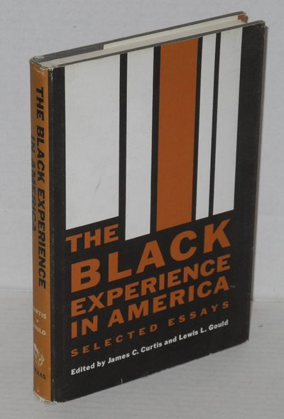 Austin: University of Texas Press, 1970. Hardcover. x, 199p., first printing. slightly worn dj. Deal...