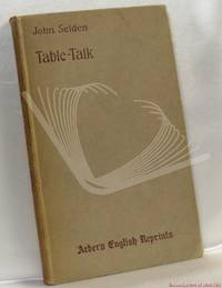 John Selden Table-Talk 1689