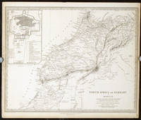 North Africa or Barbary.  I Marocco. II Algier.  III Tunis and part of Tripoli.  IV Tripoli.  V Parts of Tripoli and Egypt.