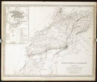 North Africa or Barbary.  I Marocco. II Algier.  III Tunis and part of Tripoli.  IV Tripoli.  V Parts of Tripoli and Egypt.
