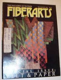Fiberarts - The Magazine of Textiles: Vol. 13, No. 4 , July/August 1986