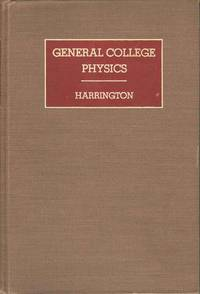 General College Physics