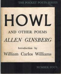 Howl and Other Poems by Allen Ginsberg - 1956