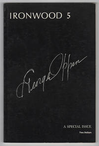 Ironwood 5 (Volume 3, Number 1; 1975) - George Oppen Issue