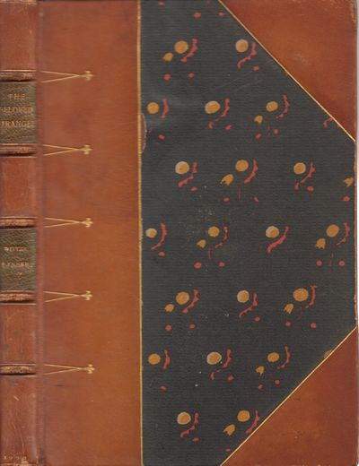 New York: Alfred A. Knopf. Very Good. 1930. Later Printing. Hardcover. Beautiful three quarter leath...