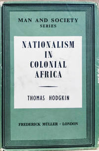 Nationalism in Colonial Africa