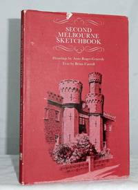 Second Melbourne Sketchbook by  Brian Carroll  - 1st Edition  - 1974  - from Adelaide Booksellers (SKU: BIB315618)