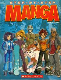 STEP-BY-STEP MANGA