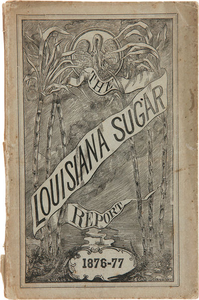New Orleans: Pelican Book and Job Printing Office, 1877. ,xxxvii,,138pp. Original pictorial wrappers...