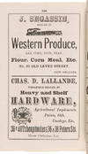 View Image 4 of 5 for STATEMENT OF THE SUGAR AND RICE CROPS MADE IN LOUISIANA IN 1876-77, WITH AN APPENDIX. ALSO A COUNTRY... Inventory #WRCAM55428