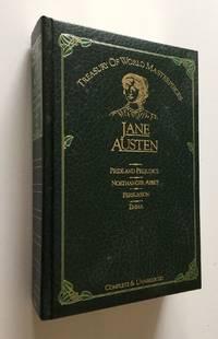 image of Jane Austen   Pride and Prejudice; Northanger Abbey; Persuasion; Emma