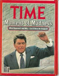 Time Magazine - April 13, 1981 - Shooting of President Ronald Reagan