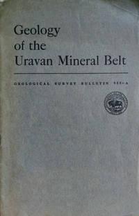 Geology of the Uravan Mineral Belt