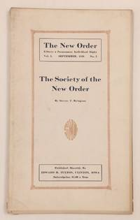 image of The Society of the New Order
