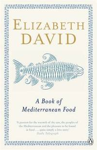 image of A Book of Mediterranean Food