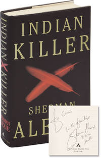 image of Indian Killer (First Edition, inscribed to author Chris Offutt)