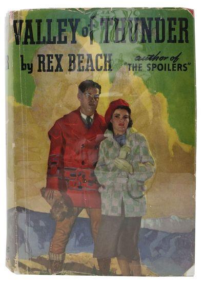 NY: Farrar & Rinehart, 1939. 1st edition. Red clolth. Dust jacket. VG (cocked/pos)/VG (some edgewear...