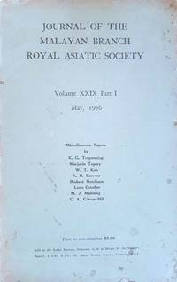 Journal Volume XXIX Part 1 - 1956