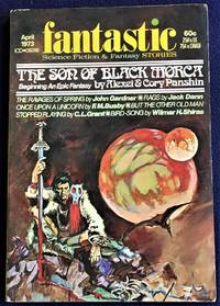 image of Fantastic Stories, April 1973
