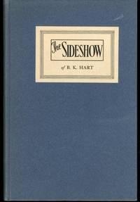 RARE 1941 PROVIDENCE RHODE ISLAND SIDESHOW B.K. HART PROVIDENCE JOURNAL COLUMNIS
