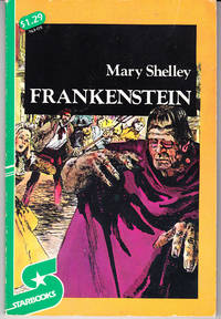 Frankenstein by  Mary & Otto Binder Shelley - 1st Printing - 1980 - from John Thompson and Biblio.com