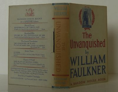 Random House, 1938. 1st Edition. Hardcover. Very Good/Very Good. A very good first printing in a ver...