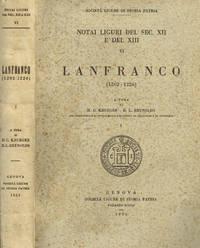 LANFRANCO 1202-1226 ( vol. I)