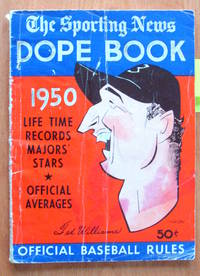 The Sporting News Dope Book 1950
