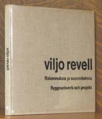 image of VILJO REVELL - RAKENNUKSIA JA SUUNNITELMIA - BYGGNADSVERK OCH PROJEKT